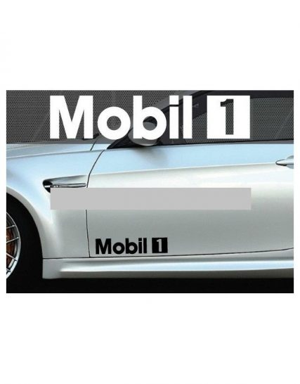 set 2 buc sticker auto lateral mobil