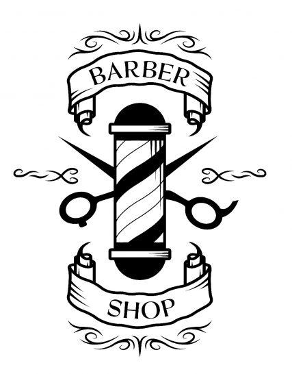 sticker barber shop2