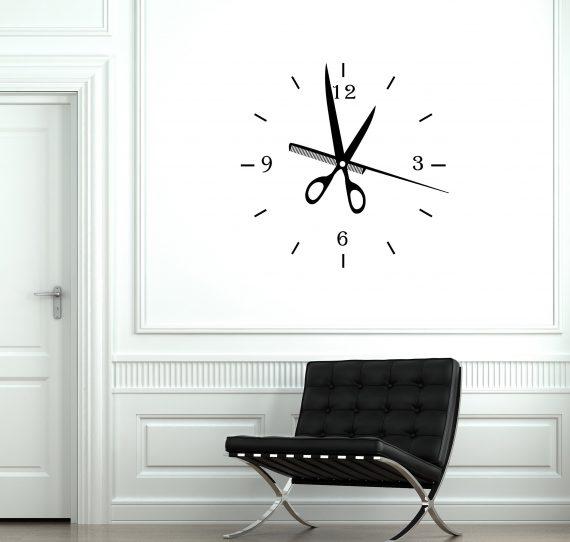 sticker frize ceas clock